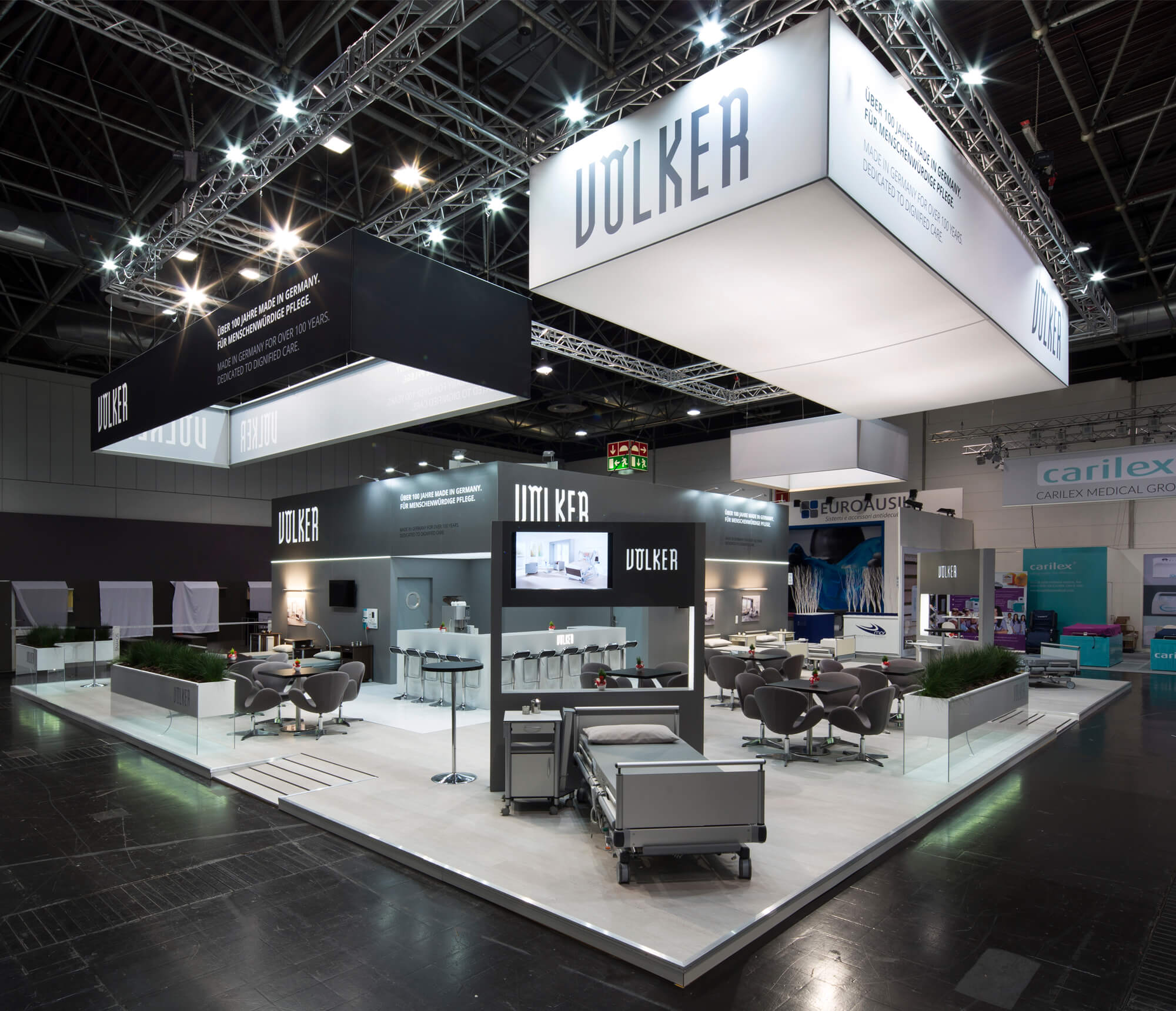 Volker Exhibition Display Stand Design